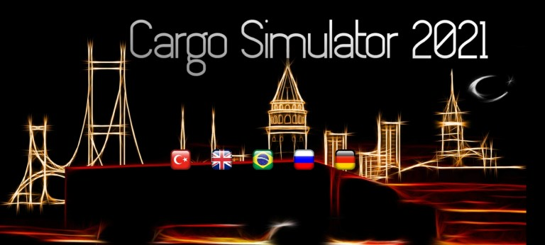 Screenshot of Cargo Simulator 2021 Turkiye Apk