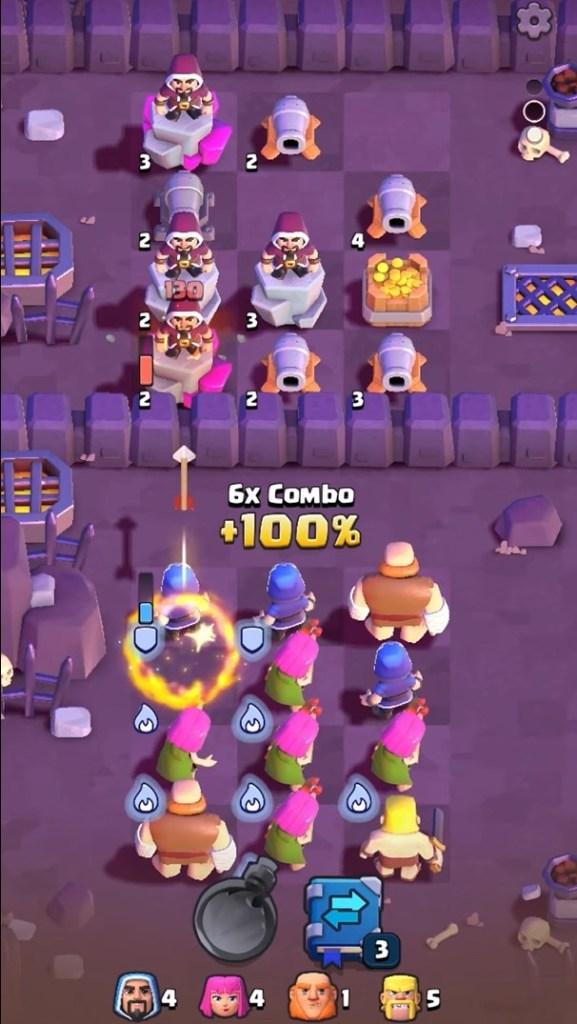 Screenshot of Clash Quest Download