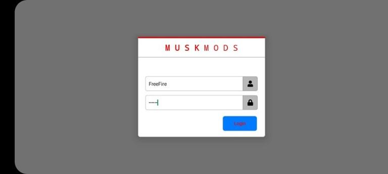 Screeenshot of Musk Mod
