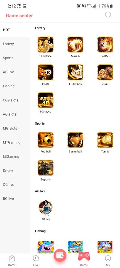 Screenshot of 19Love Me Android