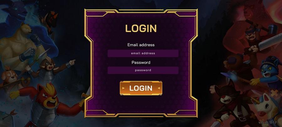Screenshot of Binemon Game