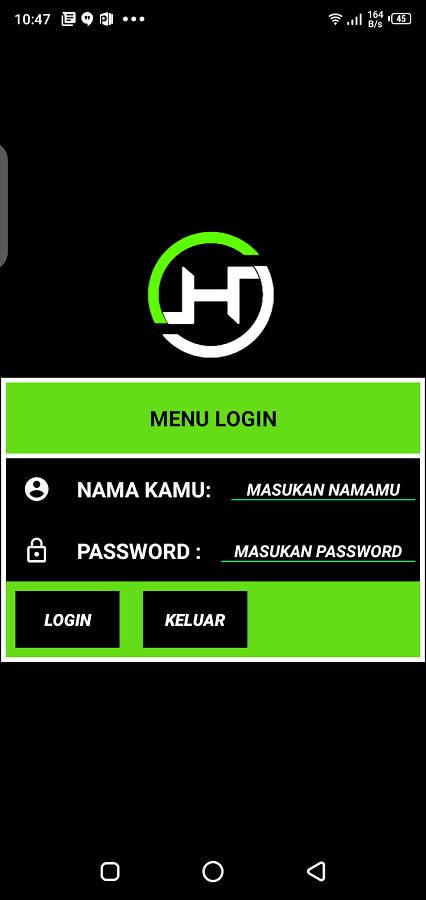 Screenshot of Hack VIP EMZET
