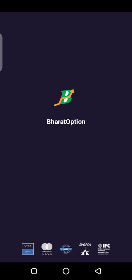 Screenshot di BharatOption Download