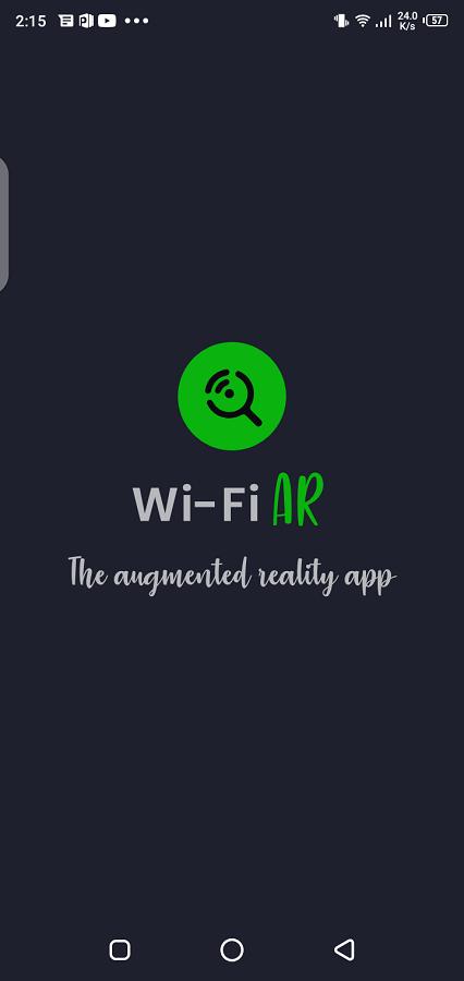 Screenshot of WiFi AR Download