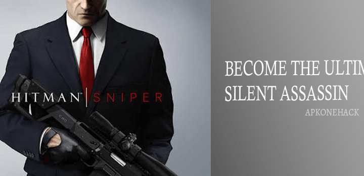 Hitman: Sniper Apk +MOD + OBB Data [Mega Hack] 1.7.91018 Android Download by SQUARE ENIX Ltd