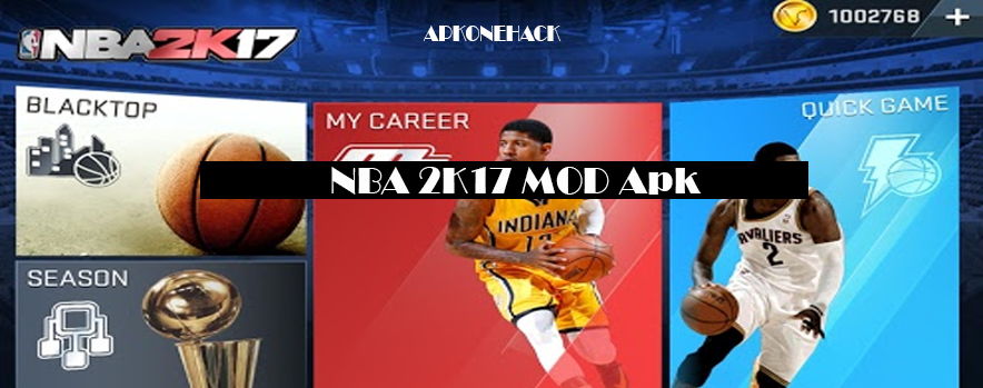 NBA 2K17 apk download