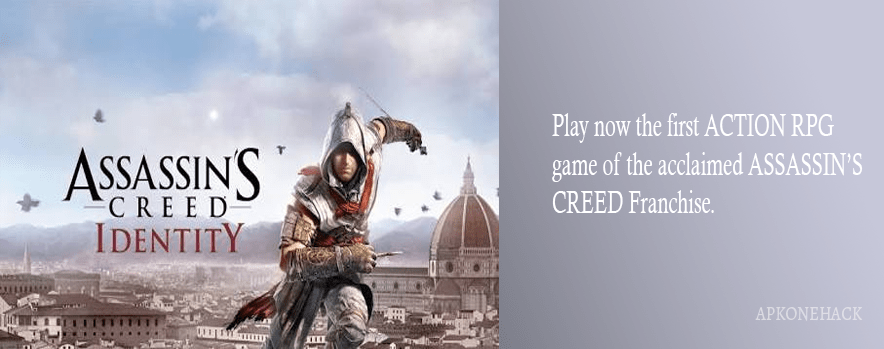 Assassin's Creed Identity MOD Apk + Data [Full Paid] 2.8.3_007 Android Download by Ubisoft Entertainment