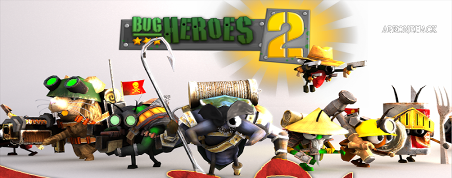 Bug Heroes 2 apk download