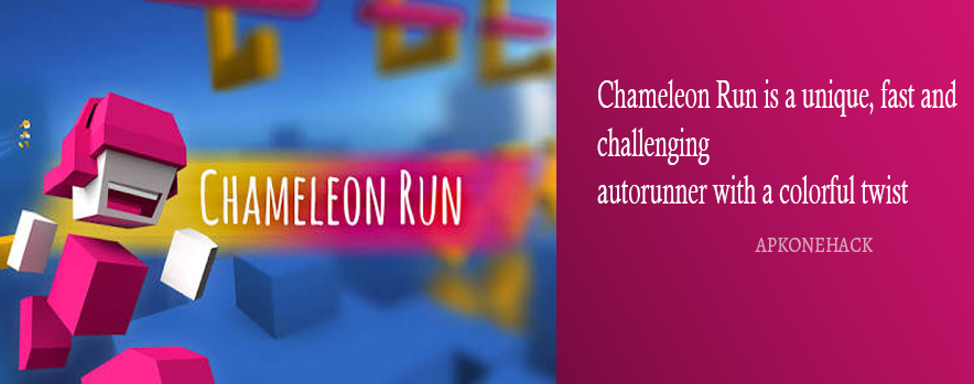 Chameleon Run apk download