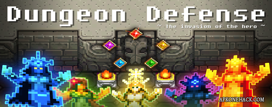 Dungeon Defense MOD Apk [Unlimited Money] 1.91.4 Android Download by GameCoaster