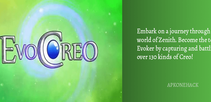 EvoCreo Apk + MOD [Unlimited Money] 1.8.0 Android Download by ilmfinity