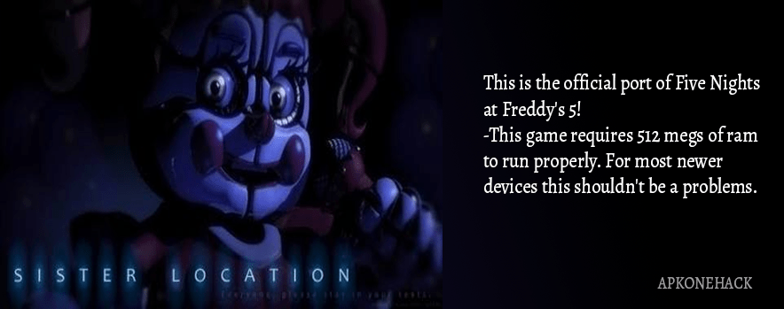 Five Nights at Freddys SL apk download
