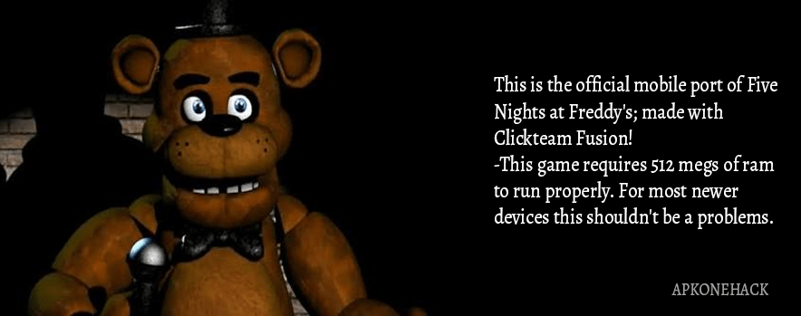 Five Nights at Freddys apk download