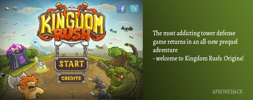 Kingdom Rush apk download