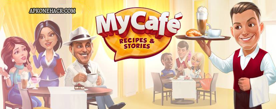My Cafe: Recipes & Stories MOD Apk + OBB Data [Unlimited Money] 2018.10.3 Android Download by Melsoft Games