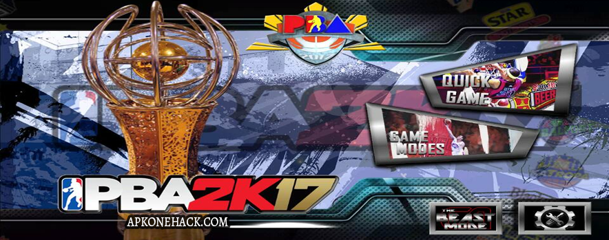PBA 2K17 Apk + OBB Data [Full] 3.2 Android Download by PBA2KAndroid