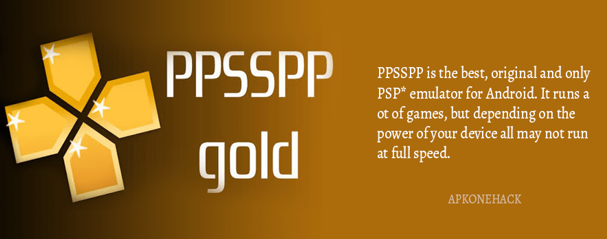 PPSSPP Gold apk download