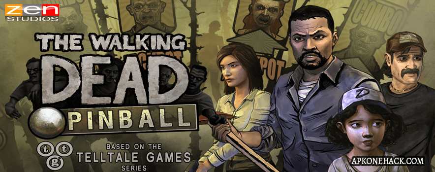 The Walking Dead Pinball apk download