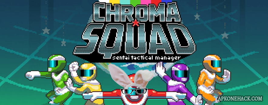 Chroma Squad apk download