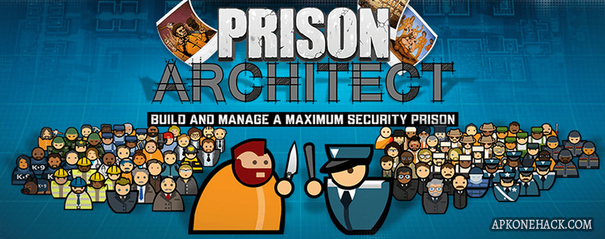 Prison Architect: Mobile MOD Apk + OBB Data [Full/Unlimited Money] 2.0.6 Android Download by Paradox Interactive