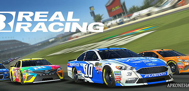 Real Racing 3 MOD Apk + Data [MEGA Hacks] 7.0.5 Android Download by ELECTRONIC ARTS