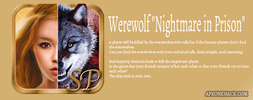 Werewolf Nightmare in Prison apk download