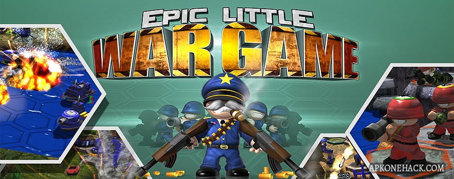 Epic Little War Game mod apk download