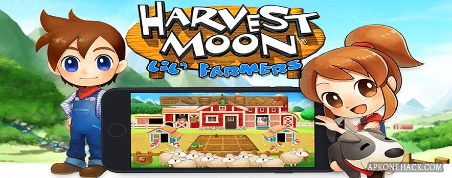 Harvest Moon Lil' Farmers apk download