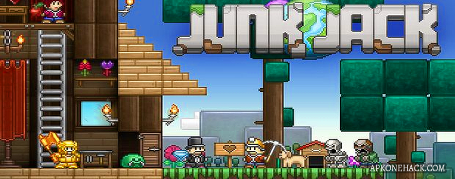 Junk Jack apk download