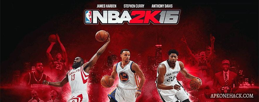 NBA 2K16 Apk + MOD + OBB Data [Unlimited Money] 0.0.29 Android Download by 2K Games