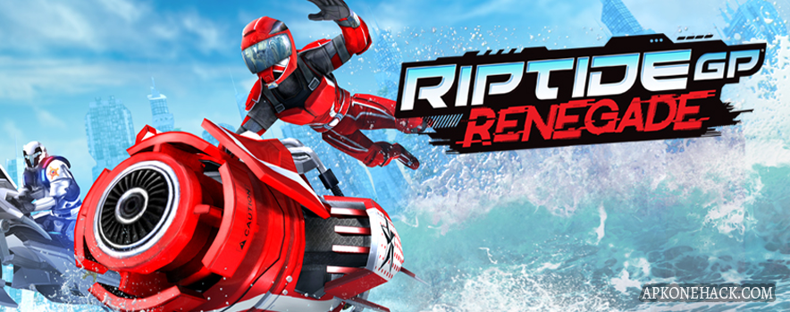 Riptide GP Renegade apk mod download