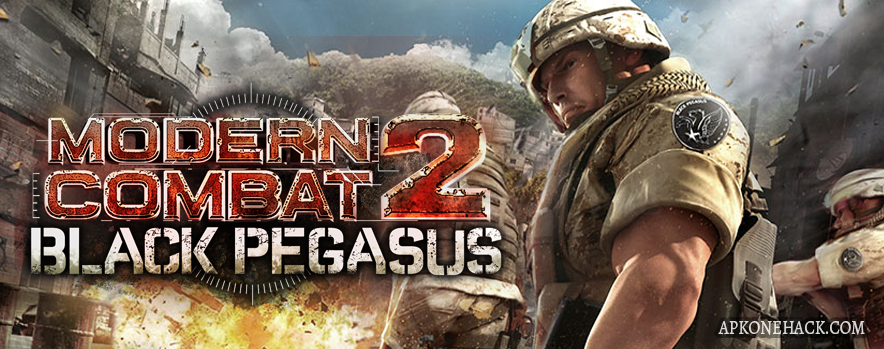 Modern Combat 2 Black Pegasus apk download