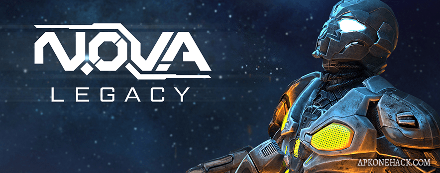 N O V A  Legacy MOD Apk [Unlimited Money] 5 8 1c Android
