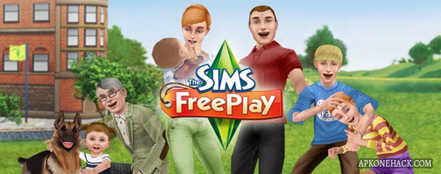 The Sims FreePlay MOD Apk [Unlimited Money] 5.38.3 Android Download by ELECTRONIC ARTS