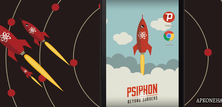 Psiphon PRO Apk [Subscription/Unlimited Speed] v211 Android Download by Psiphon Inc.