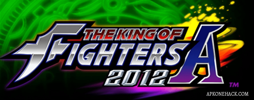 THE KING OF FIGHTERS-A 2012 mod apk download