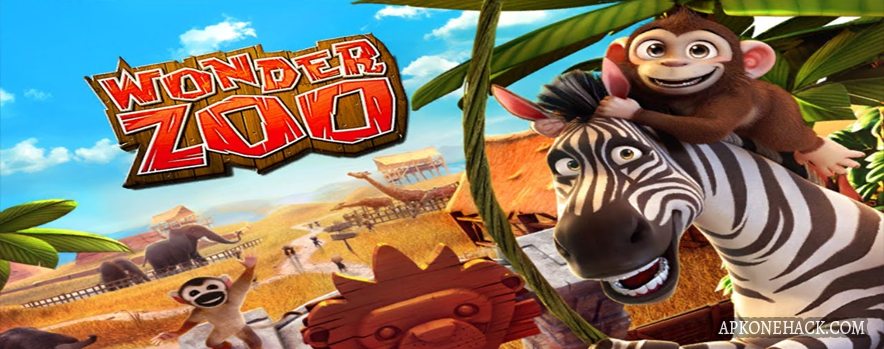 Wonder Zoo - Animal rescue mod apk download