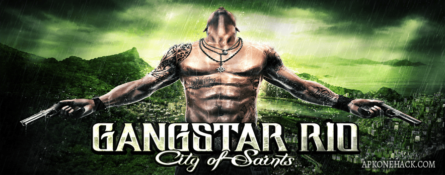 Gangstar Rio City of Saints full paid android