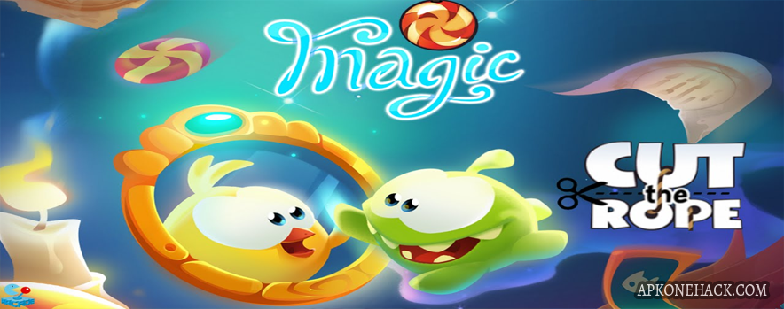 Cut the Rope Magic mod apk download