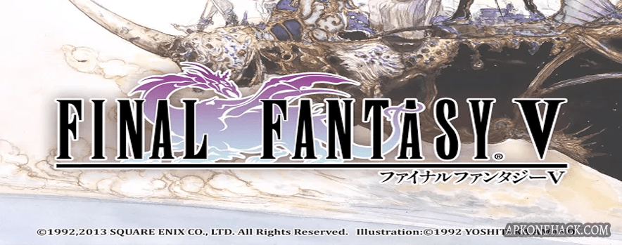 FINAL FANTASY V mod apk download
