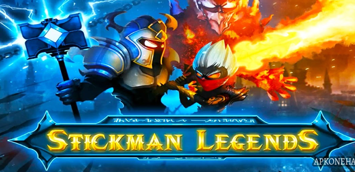 Stickman Legends Shadow Wars mod apk download