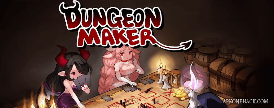 Dungeon Maker Apk [Full] v1.6.4 Android Download by GameCoaster