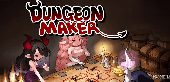Dungeon Maker Apk [Full] v1.5.7 Android Download by GameCoaster