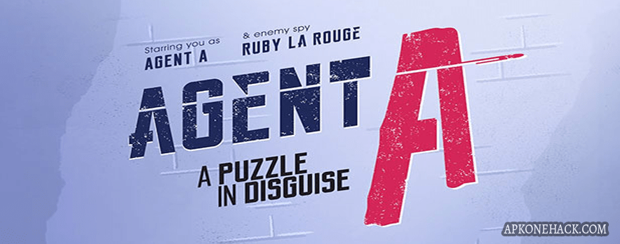 Agent A A puzzle in disguise apk obb android