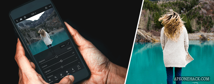 Adobe Photoshop Lightroom CC MOBILE mod apk download