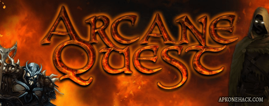 Arcane Quest HD MOD Apk [Unlimited Money] 1.0.2 Android Download by Nex Game Studios