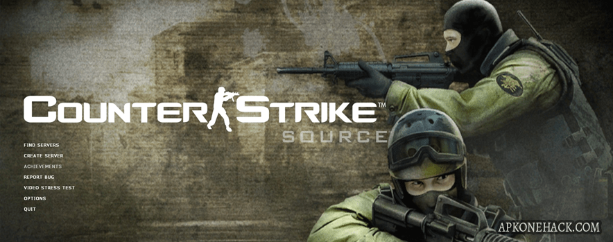 Counter Strike source apk dwnload android