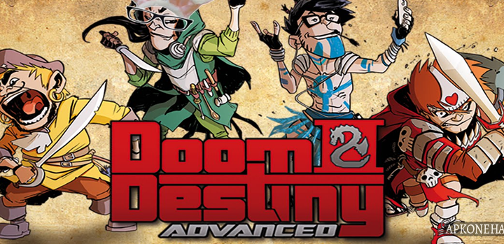 Doom & Destiny Advanced Apk [Full] v1.8.0.3 Android Download by Heartbit Interactive Srl