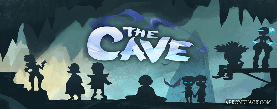 The Cave Apk + OBB Data [Full Paid] 1.1.9 Android Download by Double Fine Productions