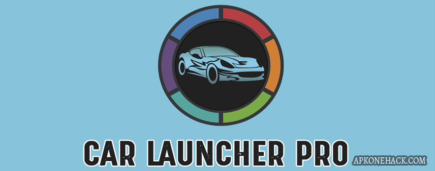 Car Launcher Pro full apk download